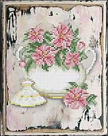 Набор для вышивания крестиком Цветы 12