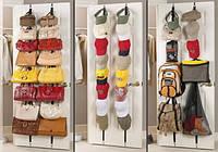 Adjustable Bag Rack Держатель для сумок на 16 крючков!Хит