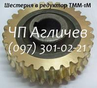 Шестерня на тестомес ТММ-1М, венец в большой редуктор