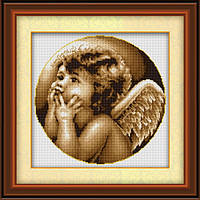 Набор для рисования камнями (холст) Размышления о вечном LasKo