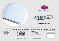 Наматрасник чехол Memory Memoform, Ортопедический, 90х190, Мягкий