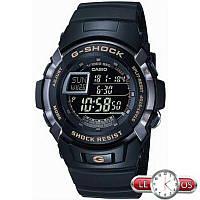Спортивные мужские часы Casio G-7710-1ER, Оригинал. Кварцевые часы.