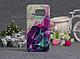 Чехол с картинкой (силикон) для Samsung Galaxy S7 edge Обезьяна, фото 7