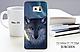 Чехол с картинкой (силикон) для Samsung Galaxy S7 edge Обезьяна, фото 3