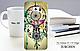 Чехол с картинкой (силикон) для Samsung Galaxy S7 edge Обезьяна, фото 10