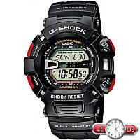 Спортивные мужские часы Casio G-9000-1VER, Оригинал. Кварцевые часы.