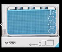 RAPOO Bluetooth Portable NFC Speaker blue (A600)