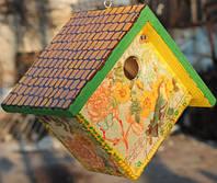 Декоративный домик в сад №9