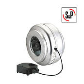 Вентилятор Soler&Palau VENT-100L канальный