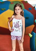 Комплект майка и шорты для девочки BERRAK  (Турция) 6543
