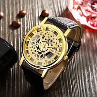 Часы наручные с открытым механизмом Soxy Funique