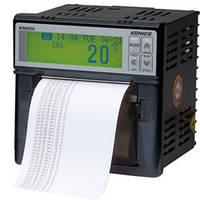 Микропроцессорный двухканальный самописец температуры Alarm KRN50