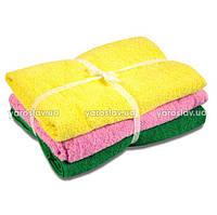 Набор банных полотенец 70Х140 3 шт