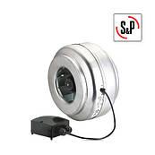 Вентилятор Soler&Palau VENT-125B канальный