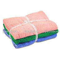 Набор больших полотенец 70Х140 3 шт