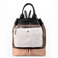 Мужской рюкзак из нубука от Trussardi – стильный элемент гардероба этой весны