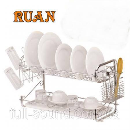 Подставка-сушилка для посуды Ruan