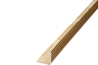 Куток зовнішній декор рел. 30*30*2000-2500мм/зрощ