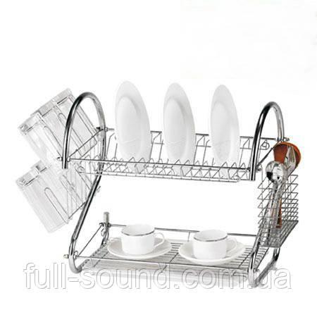 Подставка-сушилка для посуды Salerno