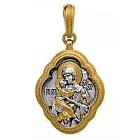 Образка «Владимирская икона Божией Матери»