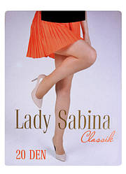 Lady Sabina 20 den Classic Оптом