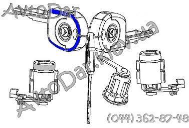 Набор ключей Geely CK 180040518001