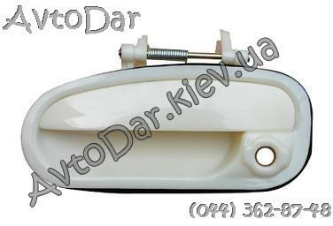 Ручка передней двери левая наружная Джили СК Geely CK 1800336180