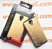 Чехол Motomo для Samsung Galaxy S4 i9500 алюминиевый