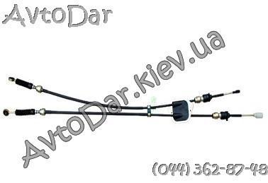 Трос переключения передач Джили СК Geely CK 1402295180