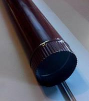 Труба вентиляции ф120 оцинкованная 0,5мм