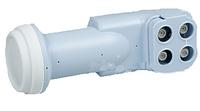 QUAD OpenFox OF-K402 конвертер (головка) для спутниковой антенны