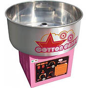 Аппарат для сладкой ваты CC 771 Inoxtech (Италия)