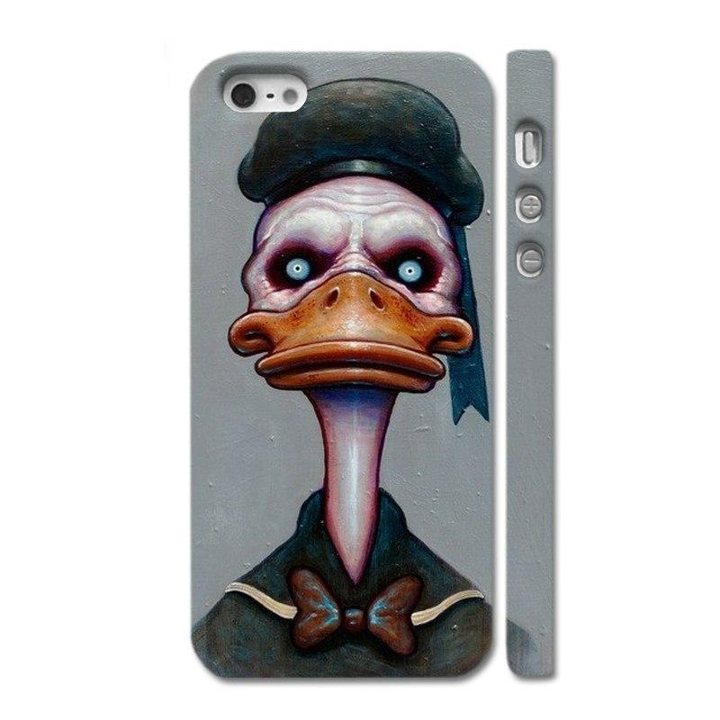 Чехол для iPhone 6 plus утка