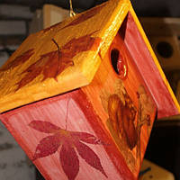 Декоративный домик в сад №13