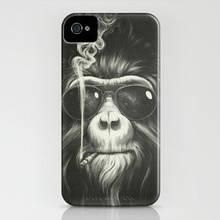 Чохол для iPhone 6 plus мавпа