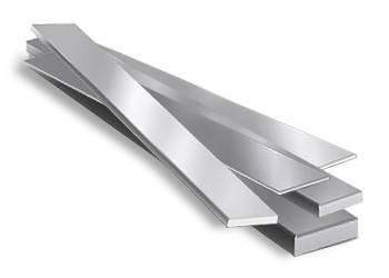 Алюминиевая полоса, шина 20 мм 6060 Т6 (АД31Т) - от 20 кг., фото 2