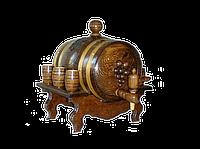 Бочка дубова з дуба для вина,коньяку..