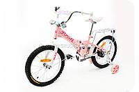 Велосипед Profi G1661, розовый, d колес - 16 дюймов, фото 1