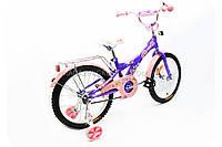 Велосипед Profi G1863, розовый-фиолетовый, d колес - 18 дюймов, фото 1