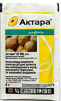 Актара 6г в.д.г. (тіаметоксам, 250 г/кг) - Syngenta