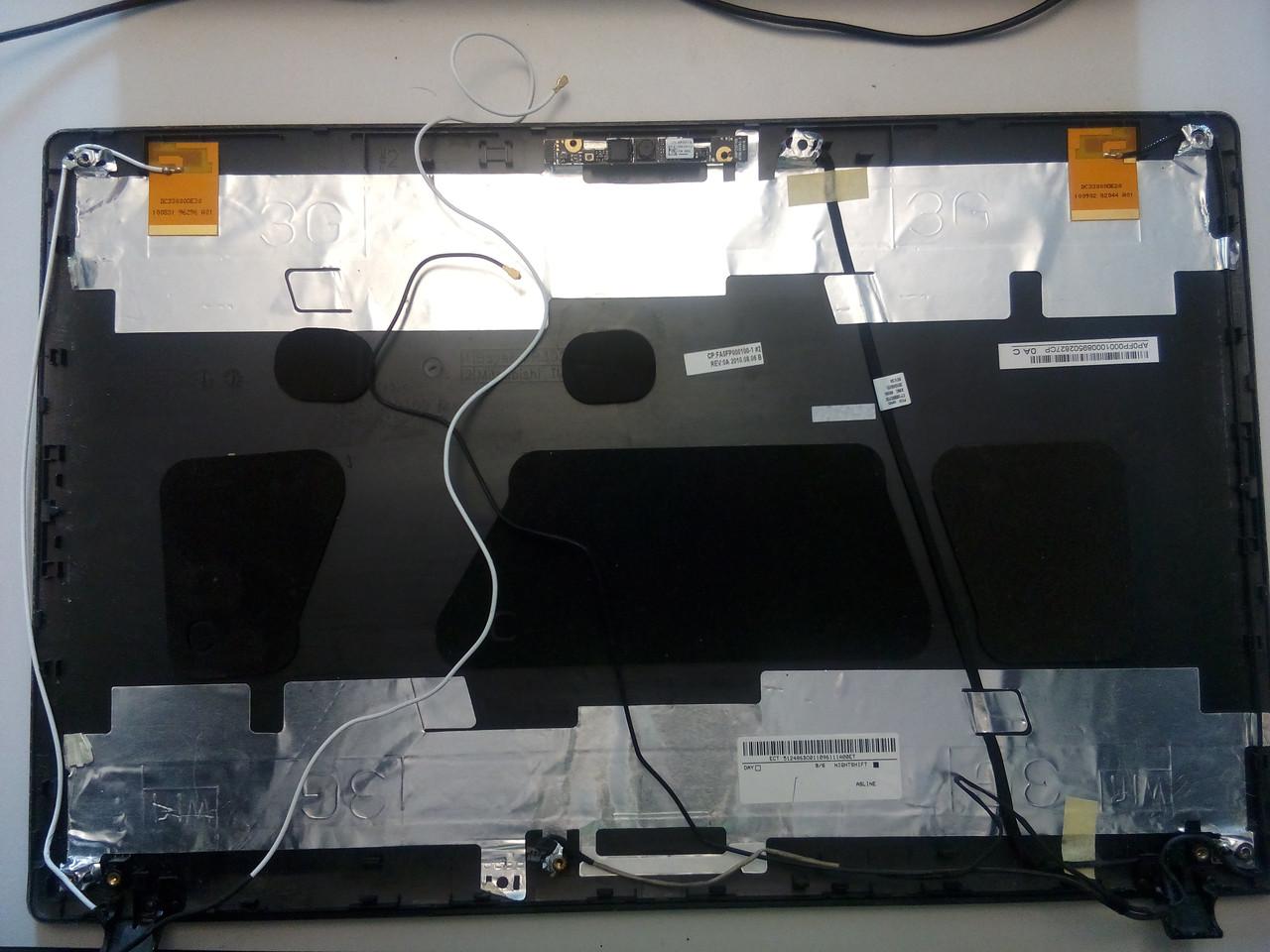 Крышка матрицы Acer Emachines E442, E443 AP0FP0001000