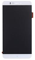 Оригинальный дисплей (модуль) + тачскрин (сенсор) Prestigio MultiPhone 3530 | 3531 | 3532 | 7530 Duo (белый)
