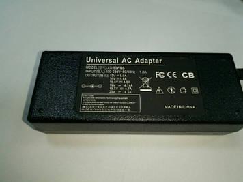 Універсальний блок живлення до ноутбука KFD CTD-UN4