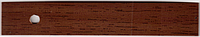 Кромка Орех экко темный  PVC