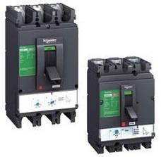 Автоматические выключатели EasyPact CVS(Compact NB) от Schneider Electric на токи 15 - 630 А