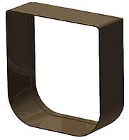Ferplast SWING 1 EXTENSION Расширительный туннель для дверей, коричневый