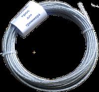 Жилка-трос для триммера 3,0мм*10м (кругла)