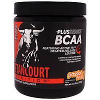 Betancourt, Аминокислоты с разветвленными боковыми цепями (BCAA) из серии Плюс, со вкусом срастных фруктов, 10,0 унций (285 г)