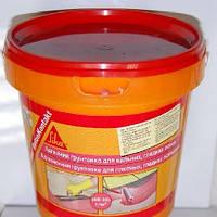 Sika BetonKontakt - грунтовка образующая слой повышенного сцепления с отделочными материалами 15 кг.