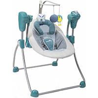 Babymoov Кресло-качалка Babymoov Infant Swoon Bubble Petrole (A055011)
